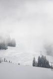 снежок гор Стоковое Изображение RF
