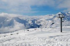 снежок гор Стоковая Фотография RF