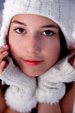 снежок зайчика горячий Стоковое Изображение