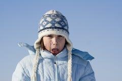 снежок игр Стоковые Фото