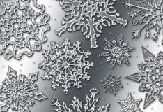 снежок крома Стоковое Изображение RF