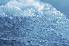 снежок льда Стоковые Изображения RF