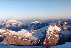 Снежок на горах зима температуры России ландшафта 33c января ural Стоковое Изображение RF