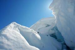 снежок неба Стоковые Изображения RF