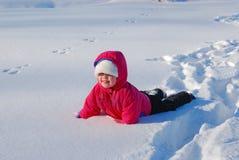 снежок падения Стоковое Фото