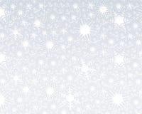 снежок предпосылки поддельный Стоковое Изображение RF