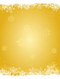 снежок предпосылки Стоковые Изображения