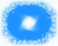 снежок рождества предпосылки Стоковые Фото