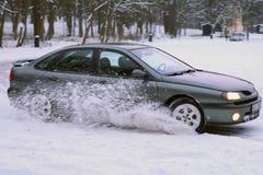 снежок смещения Стоковая Фотография