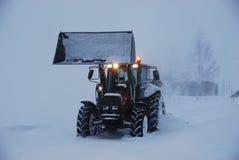 снежок удаления Стоковое Фото