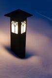 снежок фонарика Стоковые Фото
