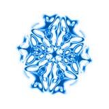 снежок хлопь Стоковое Изображение