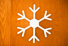 снежок хлопь Стоковое Изображение RF