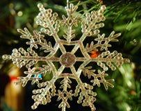 снежок хлопь Стоковые Фотографии RF