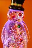 снежок человека Стоковое Изображение