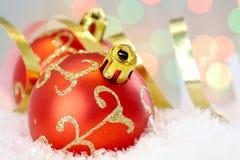 снежок шариков стоковое фото rf