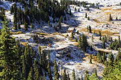 снежок шахты старый Стоковые Фото