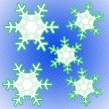 Снежок шипучки Стоковое фото RF