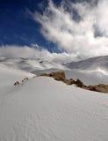 снежок 05 Ливан Стоковая Фотография