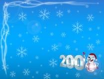 снежок 2008 jpg Стоковая Фотография RF