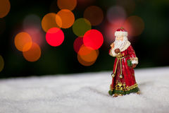 снежок claus santa Стоковое фото RF