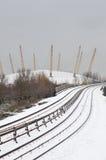 снежок london Стоковая Фотография