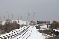 снежок london Стоковые Изображения RF