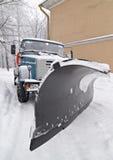 снежок plough Стоковая Фотография