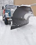 снежок plough Стоковое фото RF