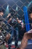 Снимающ блокбастер кино ратник Стоковые Изображения RF