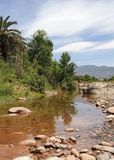 Снимок долины стоковая фотография