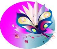сновидение бабочки иллюстрация вектора
