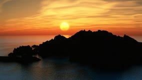 сновидение залива Стоковые Фотографии RF