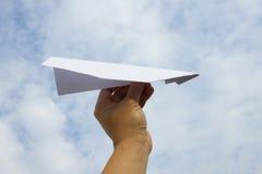 Сновидение, котор нужно лететь стоковые фото