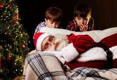 сновидение рождества стоковые фото