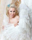Сновидения женщины венчания Стоковое Фото