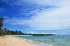 сновидения пляжа Стоковые Изображения
