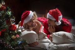 Сновидения Christmass стоковое фото rf