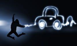 сновидение автомобиля ваше стоковое фото rf