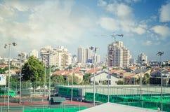 Сногсшибательный взгляд района Katsanelson Стоковые Изображения