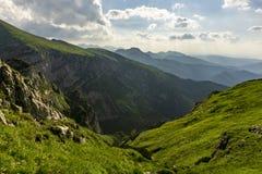 Сногсшибательный ландшафт горы лета Западное Tatras Польша Стоковое Изображение