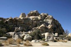 Сногсшибательная красота каменной скалы в пустыне Аризоны, США Стоковое фото RF