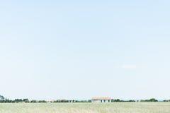 Сногсшибательная ясная сельская местность Стоковое Изображение RF