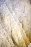 Сногсшибательный белый striped песчаник hoodoos в каньоне угольной шахты около города тубы, Аризоны стоковая фотография