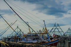 Сногсшибательный корабль стоковое изображение