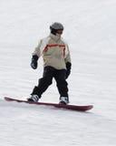 сноубординг Стоковые Изображения RF
