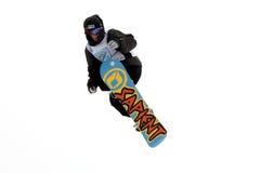 сноубординг vancouver quiksilver в марше comp 28 Стоковые Изображения