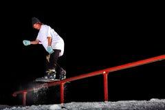 Сноуборд Стоковые Фотографии RF