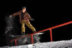 Сноуборд Стоковое Изображение RF