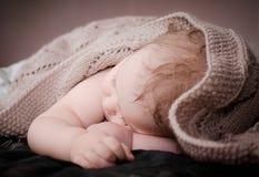 Сны младенца Стоковая Фотография RF